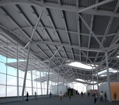 Propuesta para sacar el máximo partido al Aeropuerto de Zaragoza.