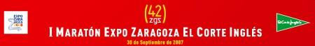 Quedan 4 días para el marathón de Zaragoza