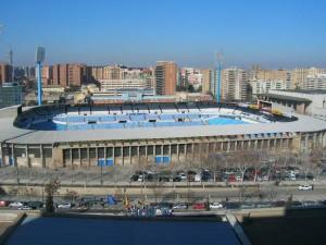 A vueltas con el campo de fútbol de Zaragoza