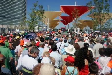 Si no puedes venir a Zaragoza... visita Expo 2008 por internet
