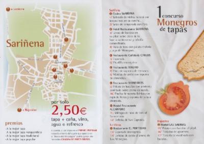 Sugerencias variadas para el fin de semana:Grullas en Gallocanta y tapeo en Los Monegros