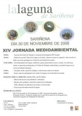 Sugerencia para el domingo: disfruta de la Jornada Medioambiental de la Laguna de Sariñena
