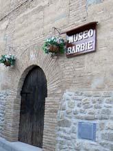 Si los Reyes no te han traído la Barbie, consuélate visitando el museo de Lanaja (Huesca).